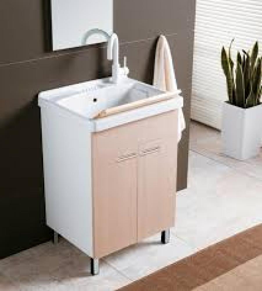 Lavatoio per lavanderia compatto for Leroy merlin lavatoio