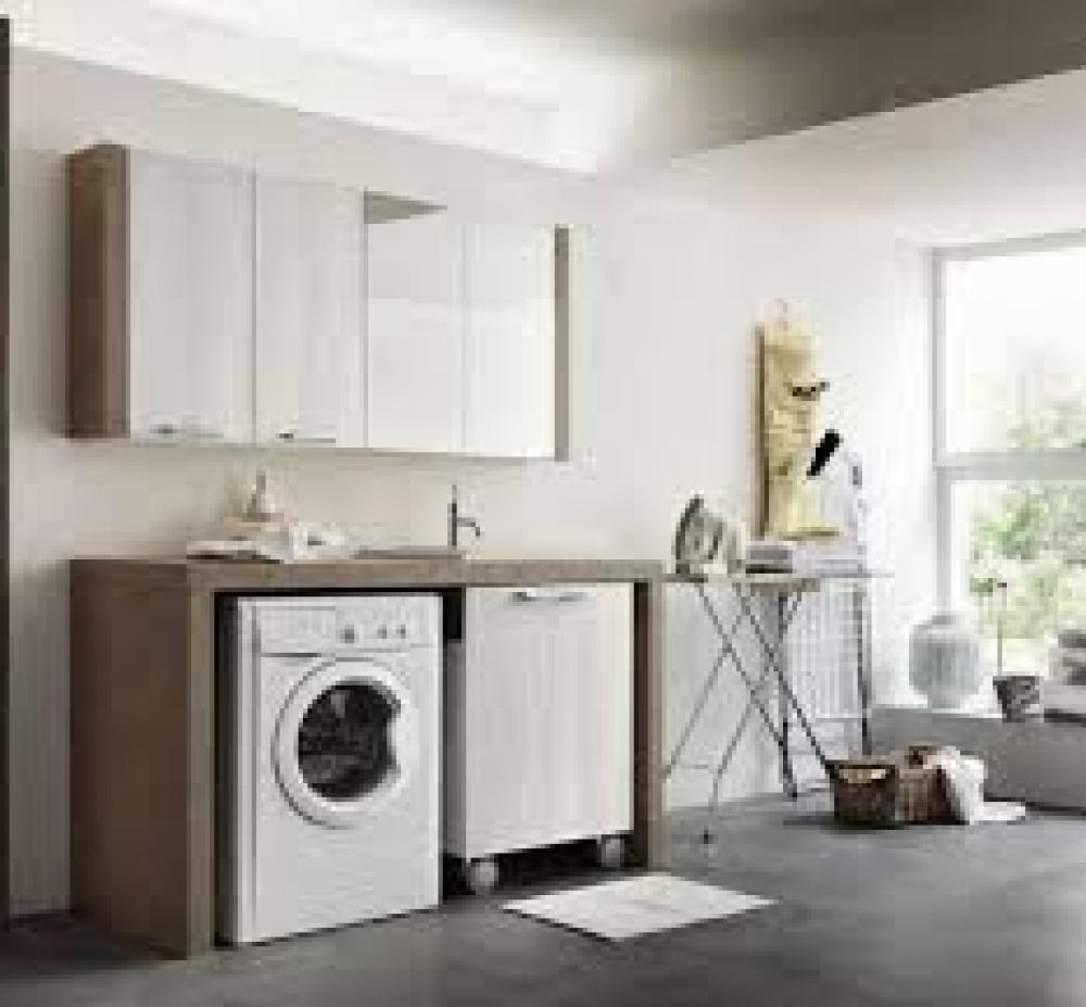 Accessori per mobili lavanderia design casa creativa e - Mobili per lavanderia di casa ...