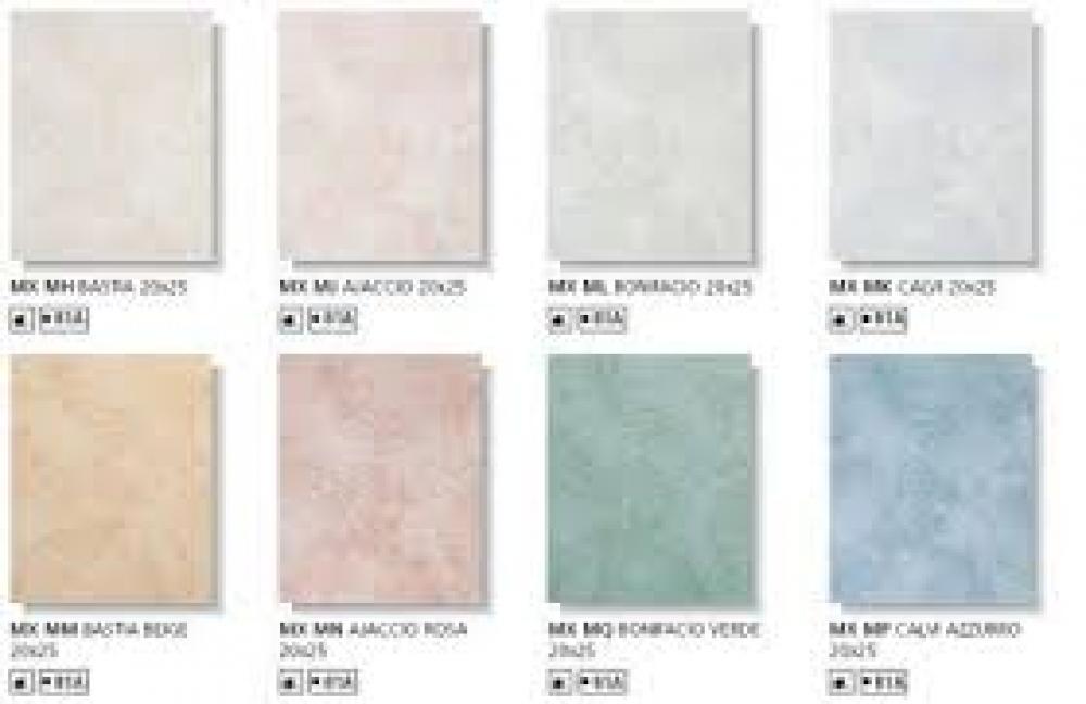 Piastrelle vari colori 20x20 disponibili for Piastrelle bagno 20 x 20 bianche