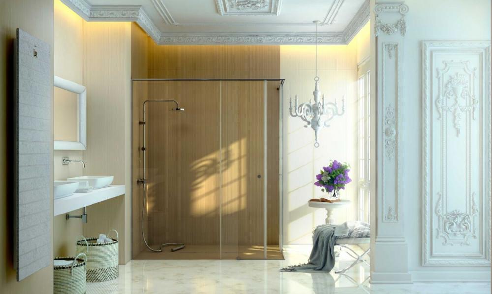 Pannelli per interni doccia SKIN PANNEL by FIORA ...