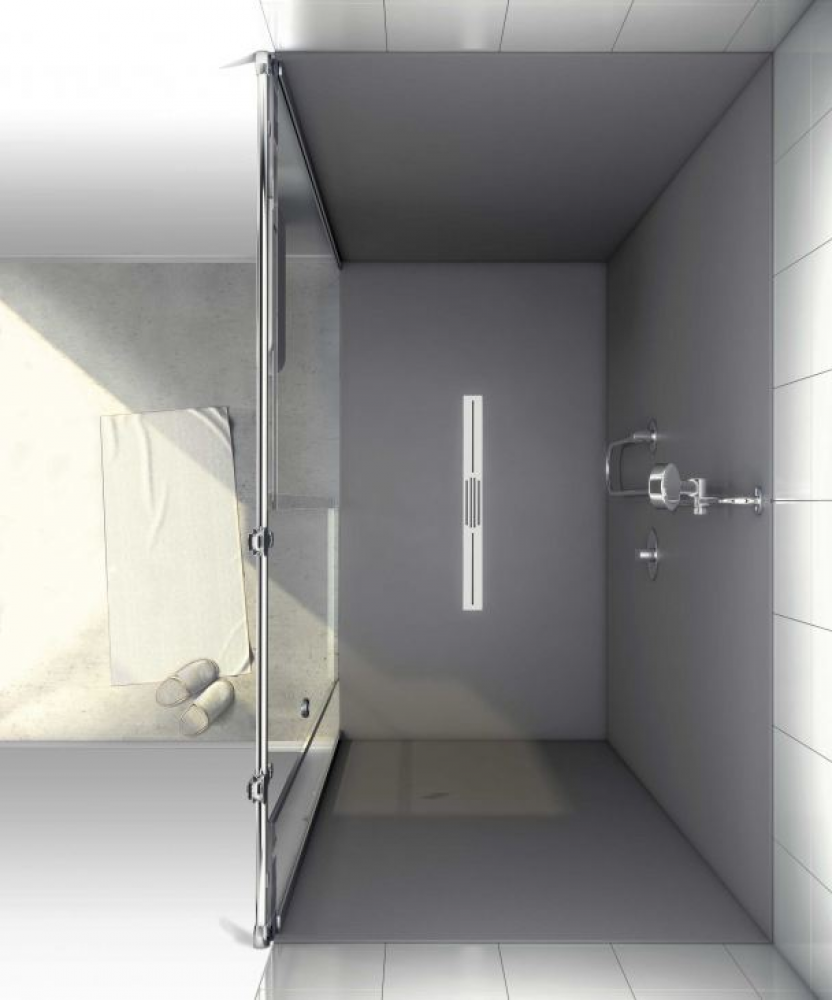Pannelli per interni doccia skin pannel by fiora - Pannelli per rivestimento interno doccia ...