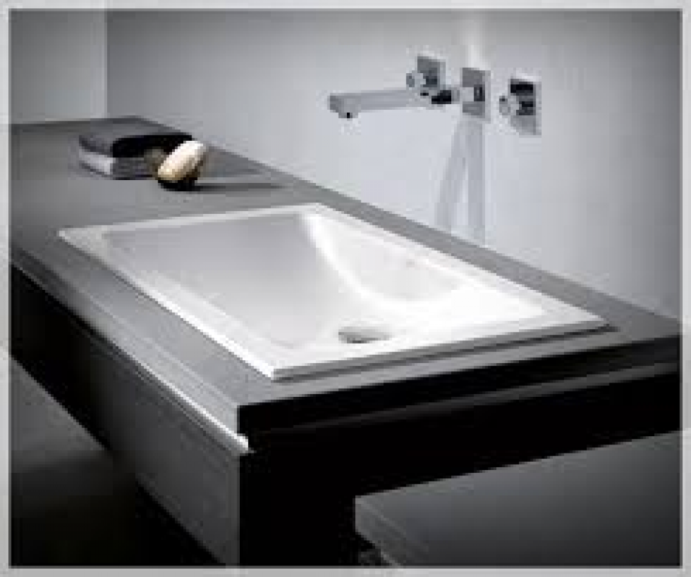 Top con lavabo integrato - Top lavabo bagno ...